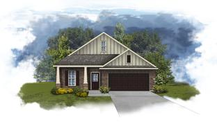 Norwood II A - Huntsville - Kennesaw Creek: Athens, Alabama - DSLD Homes - Alabama