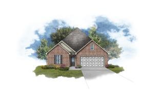 Sunbeam IV A - Kennesaw Creek: Athens, Alabama - DSLD Homes - Alabama