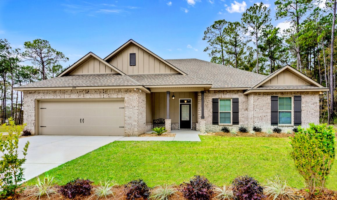 'Talla Pointe' by DSLD Homes - Mississippi in Biloxi