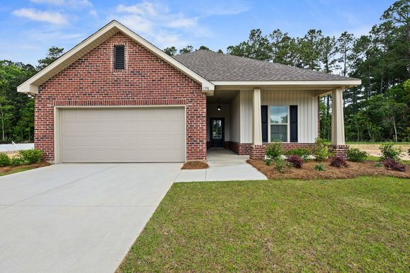 Meadow Crest Community - Cypress Gates Model Home - Norwood II B - DSLD Homes