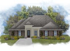 Klein II H - The Trails at Hammock Bay: Sarasota, Florida - DSLD Homes - Alabama