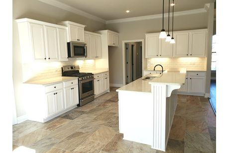 Kitchen-in-Claudet II B FL-at-The Waters-in-Gulf Breeze