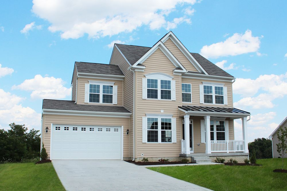 Newbury ii model at 226 meadow ponds lane Home builders in morgantown wv
