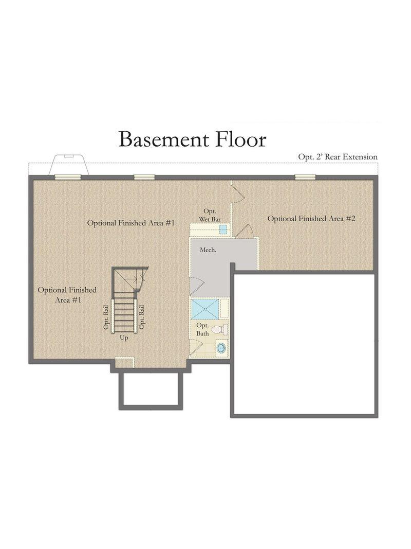Basment Floor