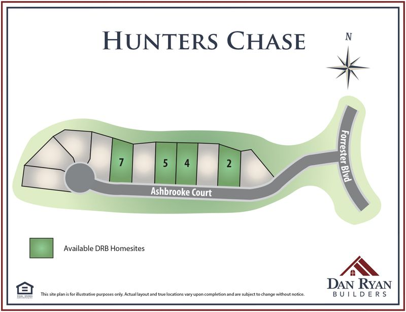 Hunters Chase at Charles Pointe