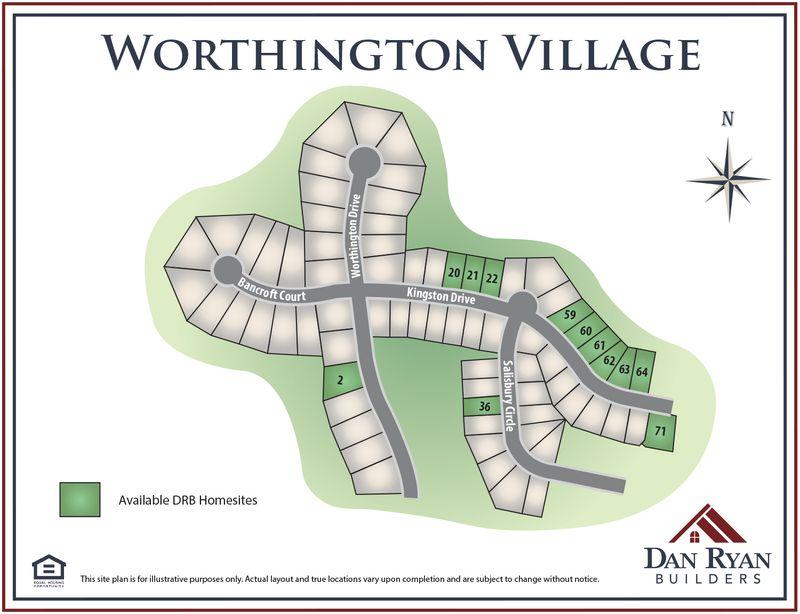 Worthington Village at Charles Pointe