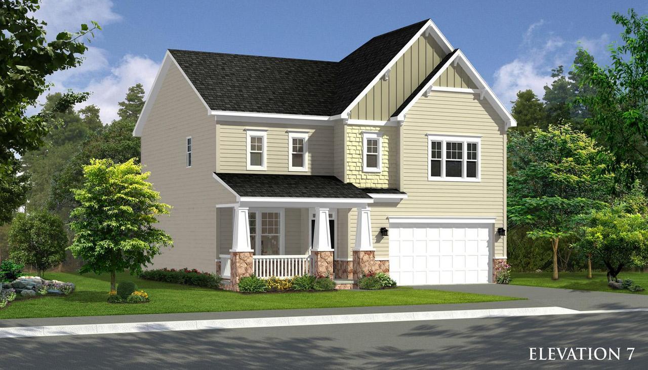 Bristol II Home Plan by Dan Ryan Builders in Worthington ... on riley home plan, ashby home plan, breckenridge home plan,
