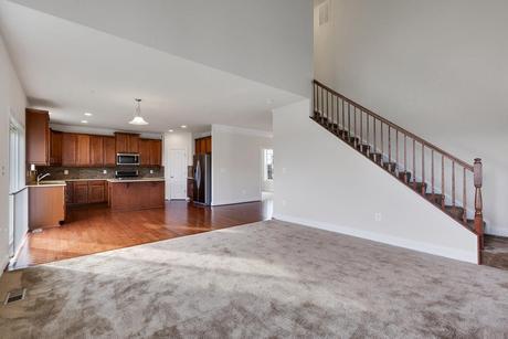 Stairway-in-Cypress II-at-Eastview Manor-in-Fairmont