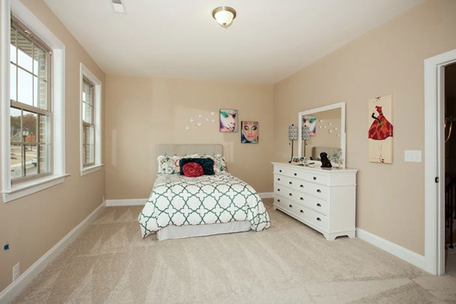 Bedroom featured in the Stonehaven By Dan Ryan Builders in Raleigh-Durham-Chapel Hill, NC