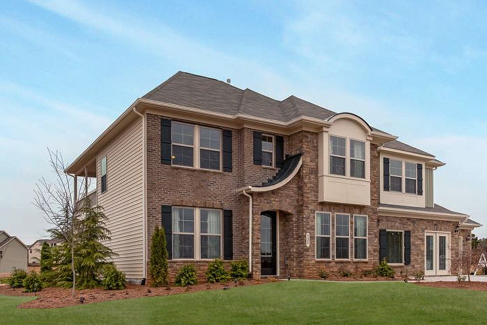 Stonegate in wake forest nc by dan ryan builders for Garage builders raleigh nc
