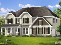 Stonefield - Lakewinds at Weaver's Pond: Zebulon, North Carolina - Dan Ryan Builders