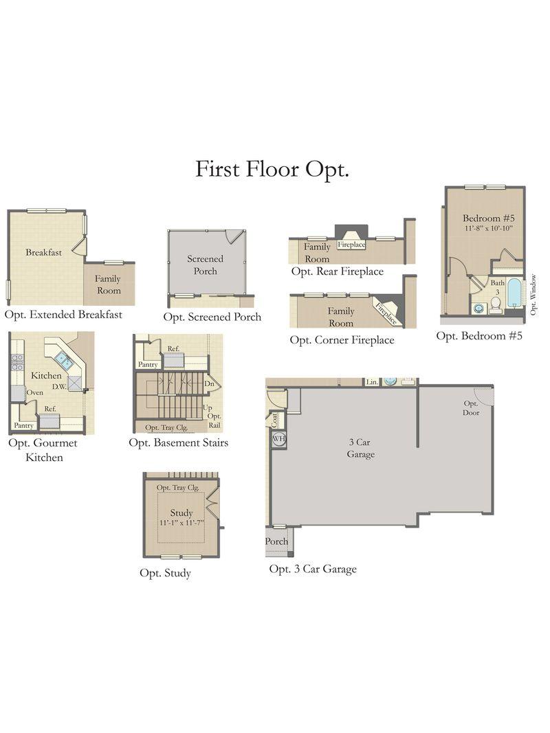 First floor OPT