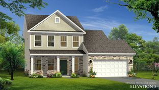 Rutledge - Woodlief: Youngsville, North Carolina - Dan Ryan Builders