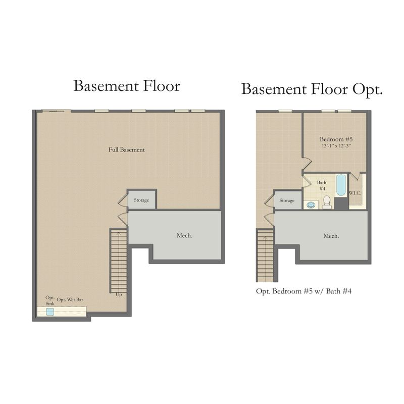 Basement Option