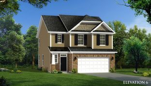Bordeaux - Whitley Corner: Clayton, North Carolina - Dan Ryan Builders