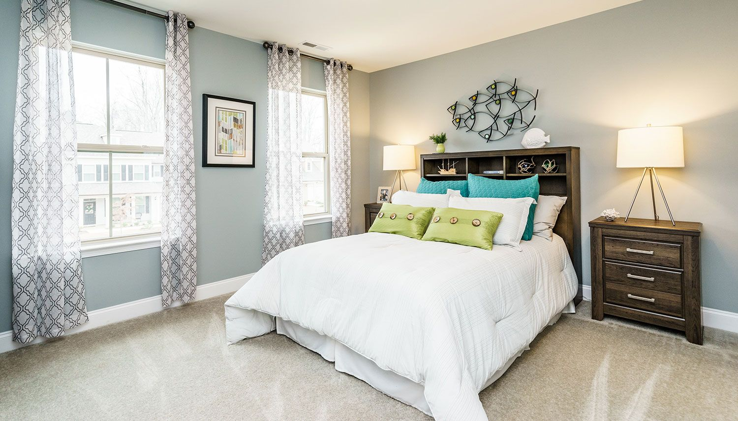Bedroom featured in the Stonefield By Dan Ryan Builders in Raleigh-Durham-Chapel Hill, NC