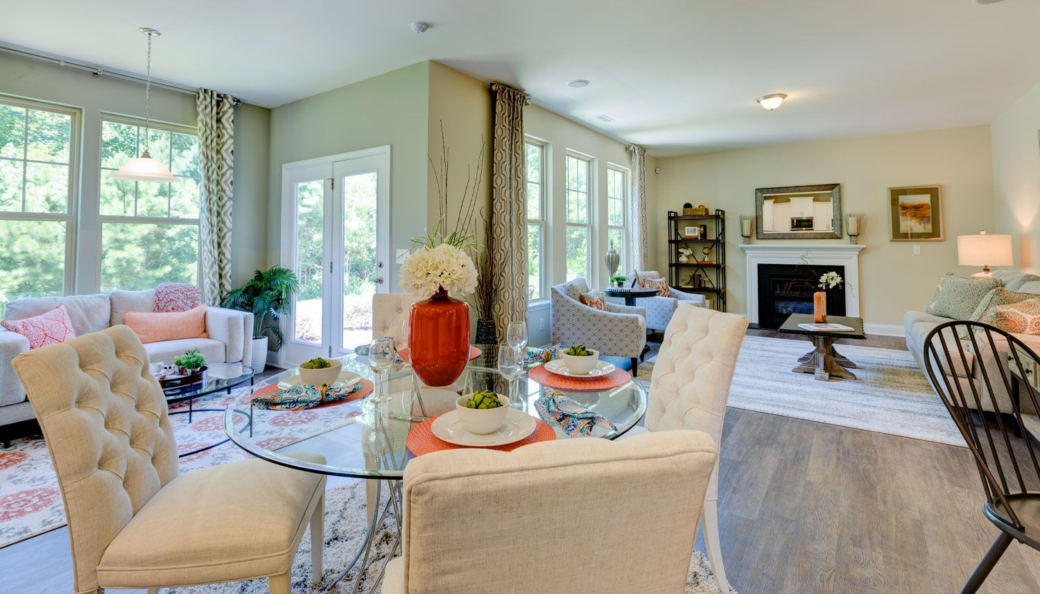 Kitchen featured in the Elmhurst  By Dan Ryan Builders in Raleigh-Durham-Chapel Hill, NC