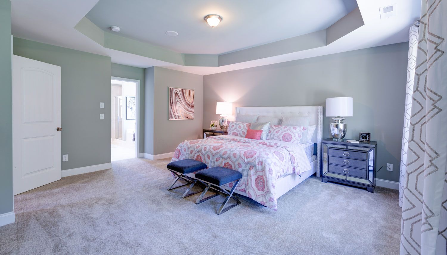 Bedroom featured in the Elmhurst  By Dan Ryan Builders in Raleigh-Durham-Chapel Hill, NC