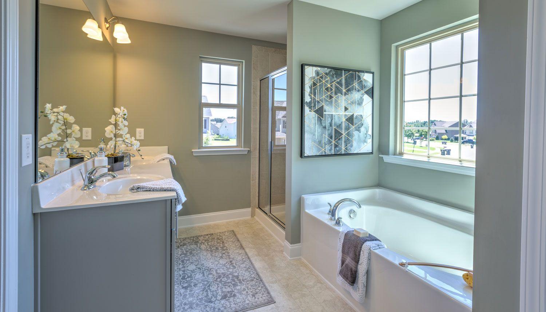 Bathroom featured in the Elmhurst  By Dan Ryan Builders in Raleigh-Durham-Chapel Hill, NC