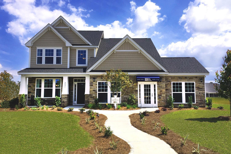 'Weaver's Pond Estates' by Dan Ryan - Raleigh Region in Raleigh-Durham-Chapel Hill