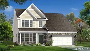 Middleton - Woodlief: Youngsville, North Carolina - Dan Ryan Builders