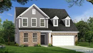 Drayton - Weaver's Pond Estates: Zebulon, North Carolina - Dan Ryan Builders