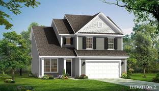 Cameron - Woodlief: Youngsville, North Carolina - Dan Ryan Builders