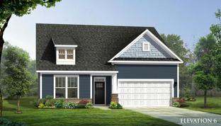 Cooper 3 - Cedar Crossing: Franklinton, North Carolina - Dan Ryan Builders