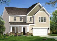 Elmhurst - Weaver's Pond Estates: Zebulon, North Carolina - Dan Ryan Builders