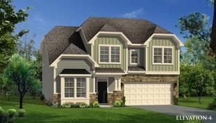 Hawthorne - Woodlief: Youngsville, North Carolina - Dan Ryan Builders