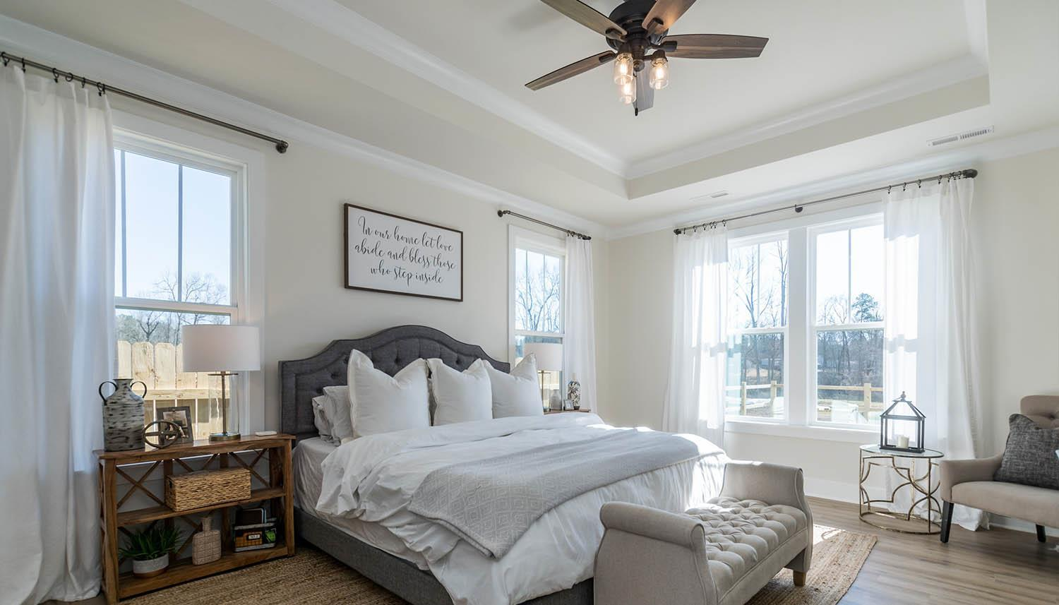 Bedroom featured in the Middleton  By Dan Ryan Builders in Raleigh-Durham-Chapel Hill, NC