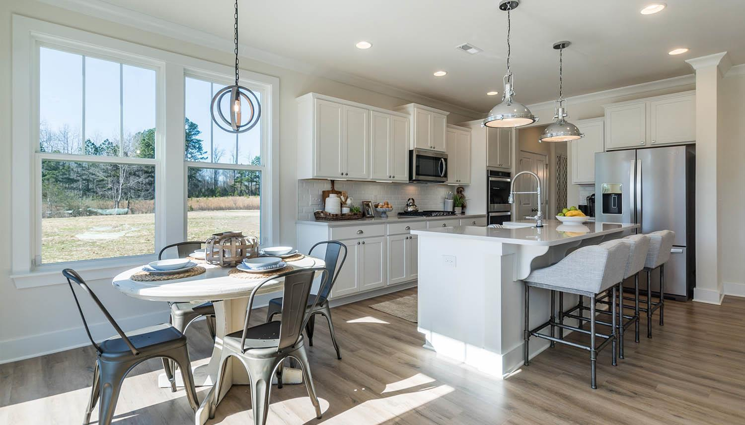 Kitchen featured in the Middleton  By Dan Ryan Builders in Raleigh-Durham-Chapel Hill, NC