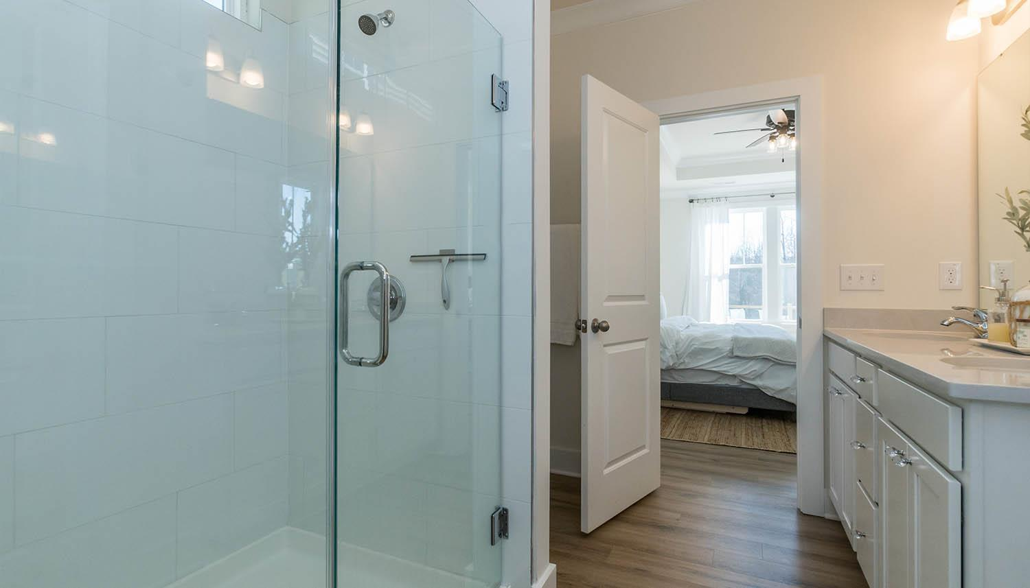 Bathroom featured in the Middleton  By Dan Ryan Builders in Raleigh-Durham-Chapel Hill, NC