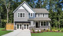 Olde Mill Village by Dan Ryan Builders in Raleigh-Durham-Chapel Hill North Carolina