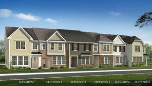 Winchester - Wendell Falls Townhomes: Wendell, North Carolina - Dan Ryan Builders