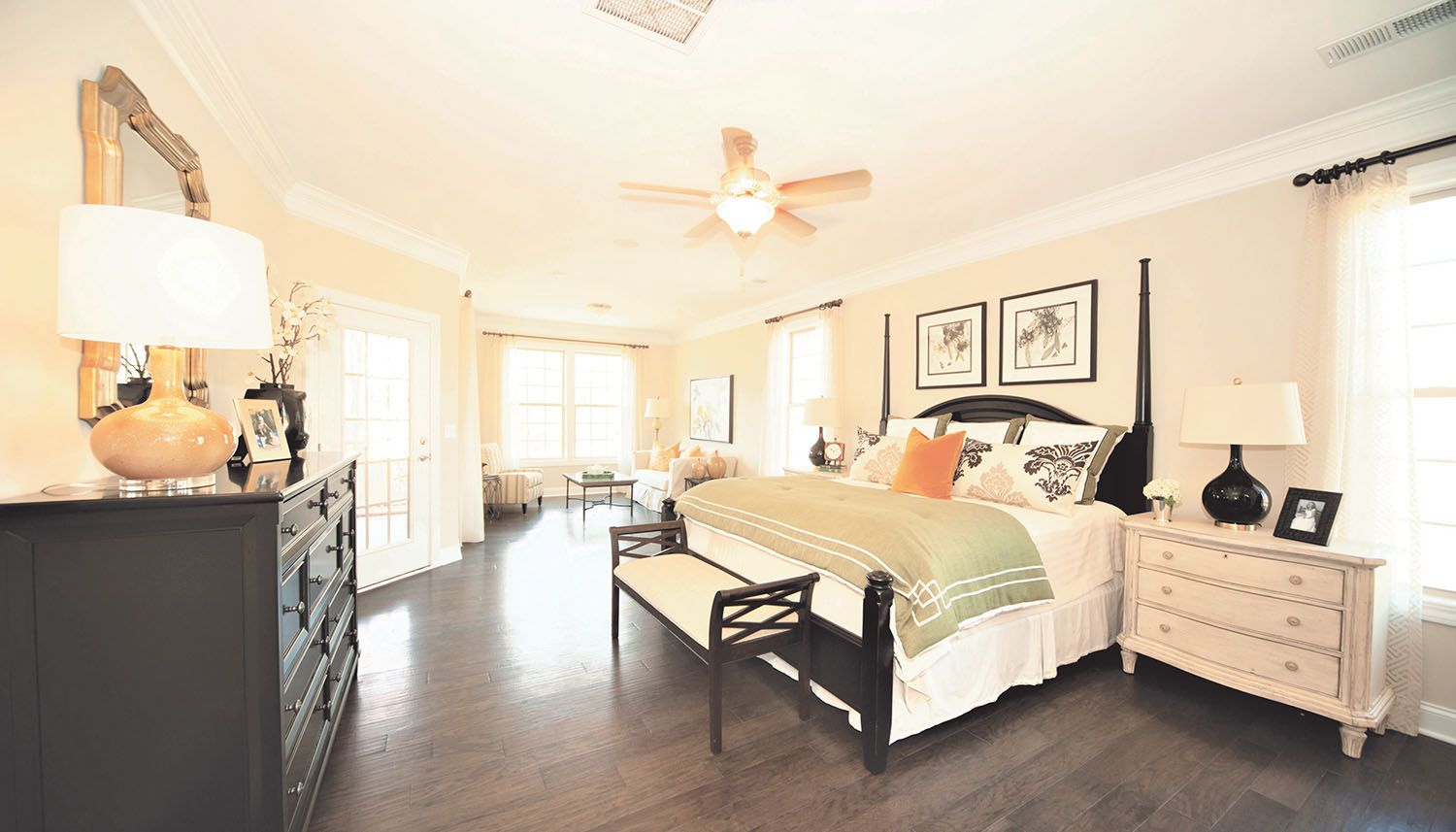 Bedroom featured in the Catawba By Dan Ryan Builders in Raleigh-Durham-Chapel Hill, NC