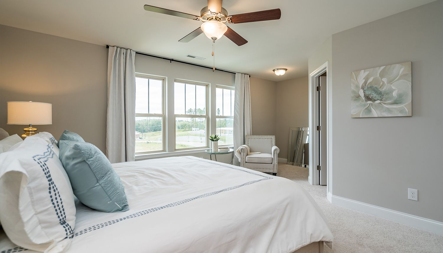 Bedroom featured in the Winchester By Dan Ryan Builders in Raleigh-Durham-Chapel Hill, NC