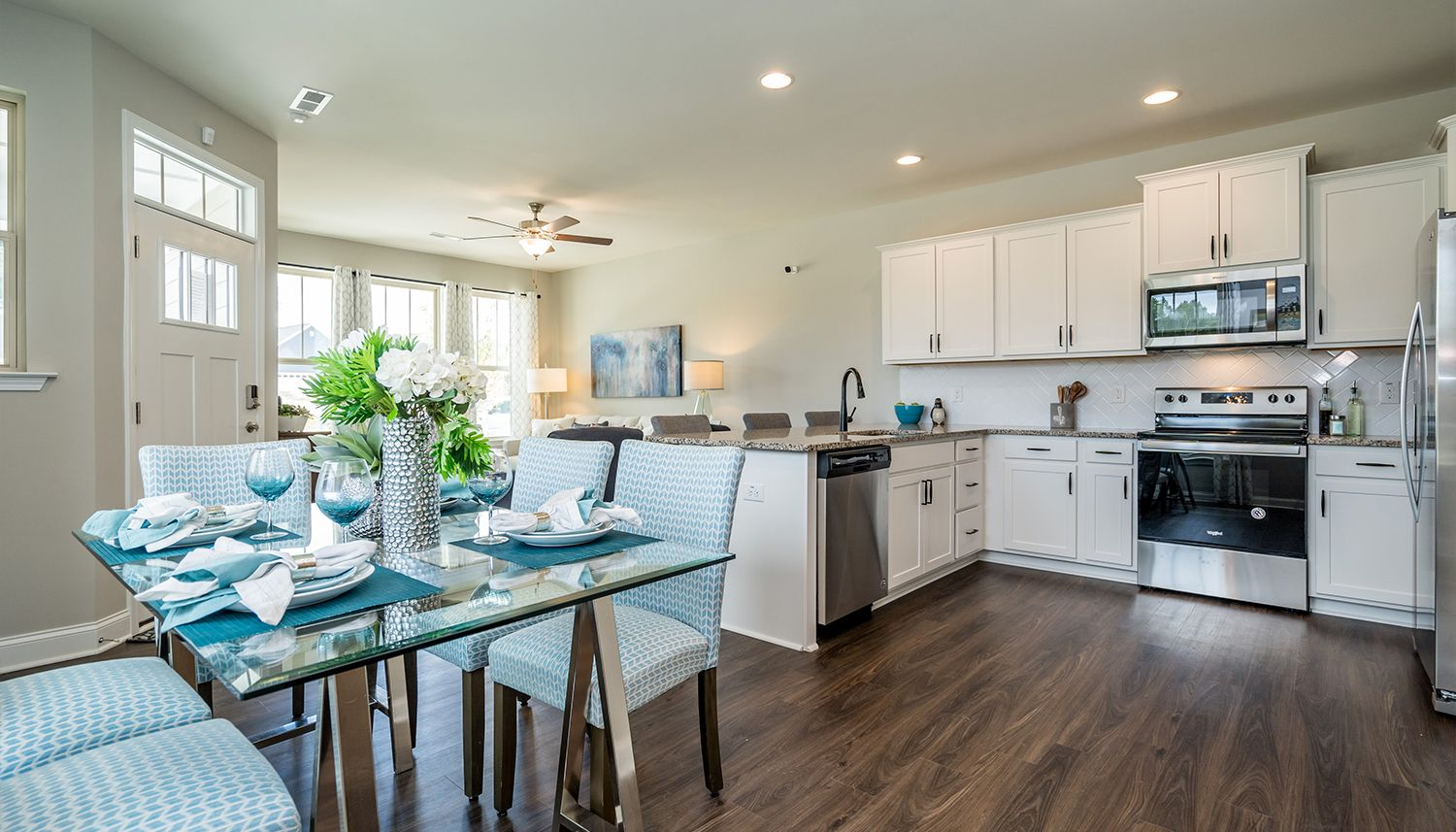 Kitchen featured in the Winchester By Dan Ryan Builders in Raleigh-Durham-Chapel Hill, NC