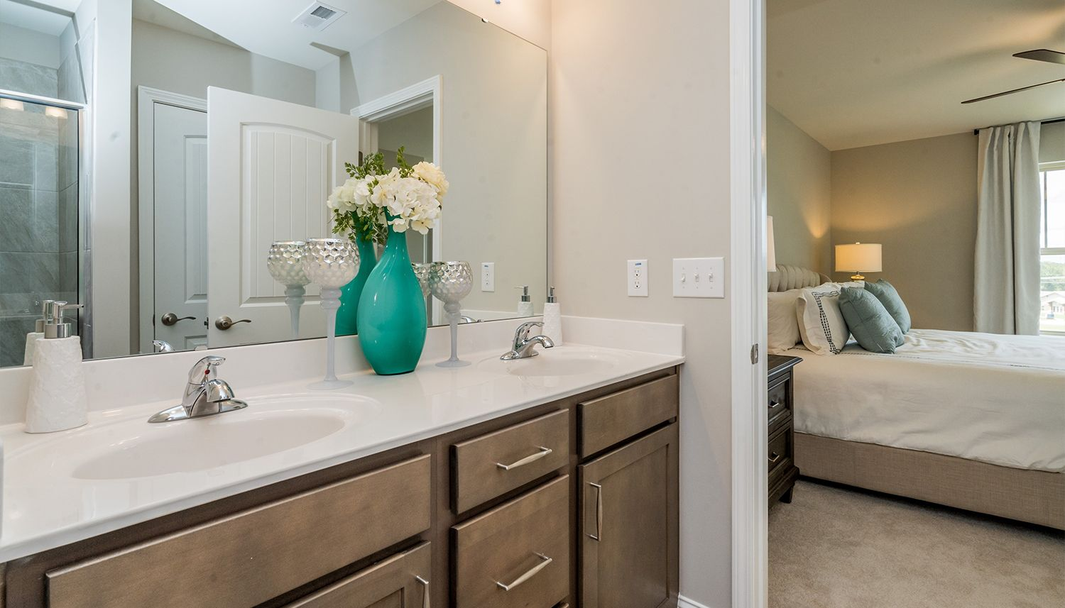 Bathroom featured in the Winchester By Dan Ryan Builders in Raleigh-Durham-Chapel Hill, NC