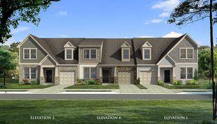 Summit - Whitley Corner Townhomes: Clayton, North Carolina - Dan Ryan Builders