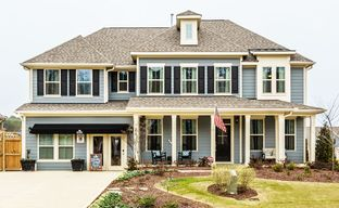Lakewinds at Weaver's Pond by Dan Ryan Builders in Raleigh-Durham-Chapel Hill North Carolina