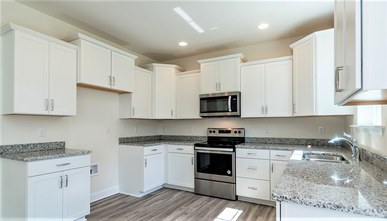 Kitchen featured in the Bordeaux By Dan Ryan Builders in Raleigh-Durham-Chapel Hill, NC