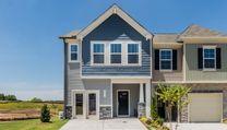Whitley Corner Townhomes by Dan Ryan Builders in Raleigh-Durham-Chapel Hill North Carolina