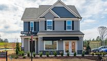 Meadows at Twin Lakes by Dan Ryan Builders in Raleigh-Durham-Chapel Hill North Carolina