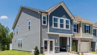 Litchfield - Whitley Corner Townhomes: Clayton, North Carolina - Dan Ryan Builders