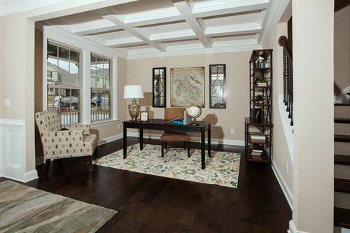 Greatroom-and-Dining-in-Stonehaven-at-Mackintosh on the Lake–Single Family-in-Burlington