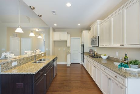 Kitchen-in-Middleton-at-Avery Crossing-in-Fuquay Varina