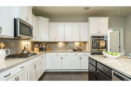 Kitchen-in-Stonefield-at-Mackintosh on the Lake–Single Family-in-Burlington