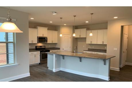 Kitchen-in-Arlington-at-River Dell East ll at Flowers Plantation-in-Clayton
