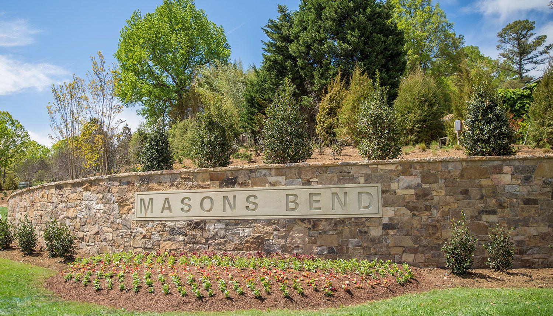 'Masons Bend' by Dan Ryan - Charlotte Region in Charlotte